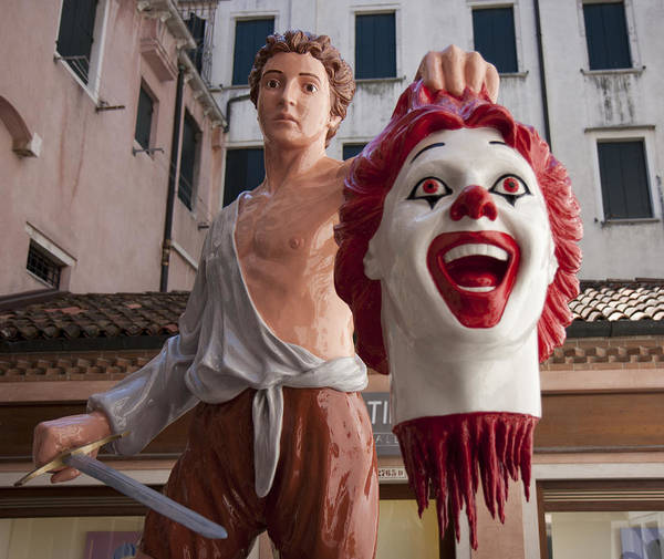 Photograph - The End Of Ronald Mcdonald by Nathan Rupert