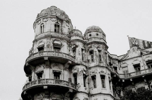Photograph - The Esplanade Mansions by Shaun Higson