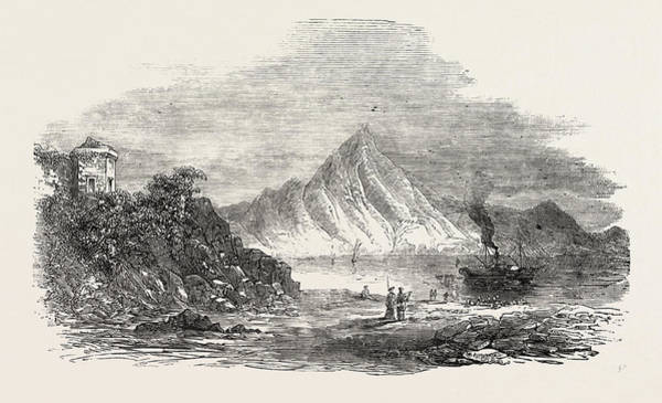 Wall Art - Drawing - The Euphrates Valley Route To India by English School