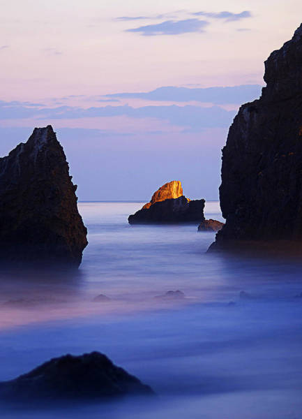 Matador Photograph - The Evening Calm by Ron Regalado
