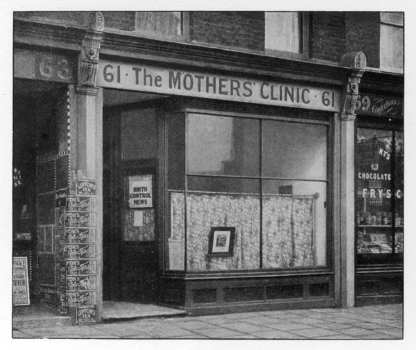 Wall Art - Drawing - The Exterior Of The Original  Mothers' by Mary Evans Picture Library