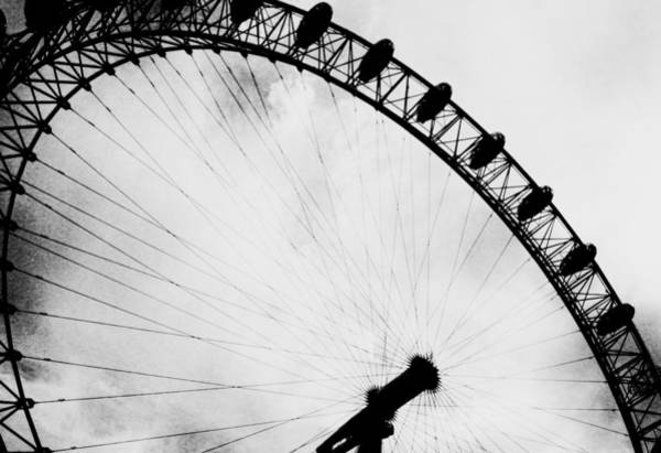 Photograph - The Eye by Michael Hope