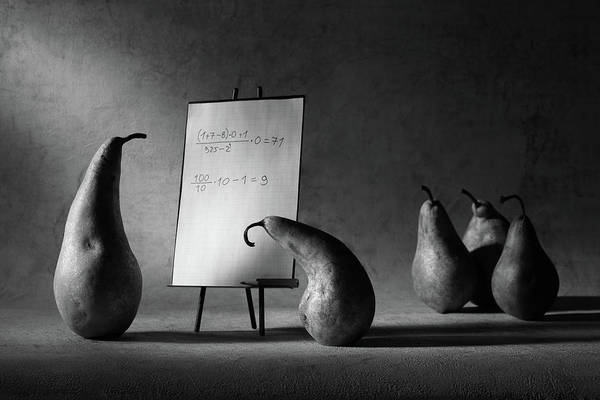 Equation Wall Art - Photograph - The F-mark by Victoria Ivanova