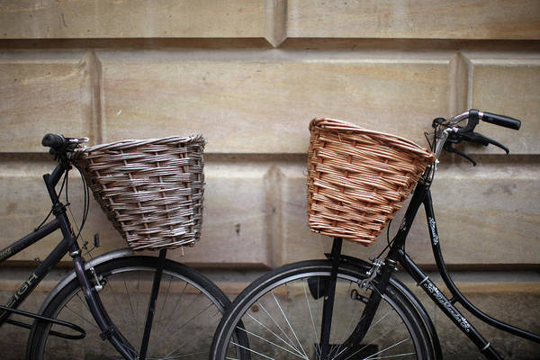Photograph - The Famous University Town Of Cambridge by Dan Kitwood