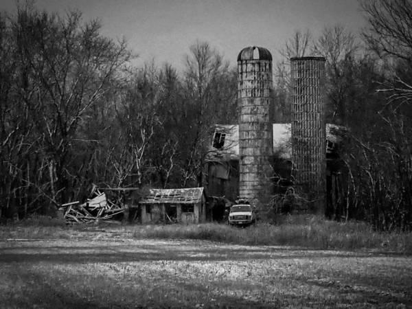 Photograph - The Farm by Louis Dallara