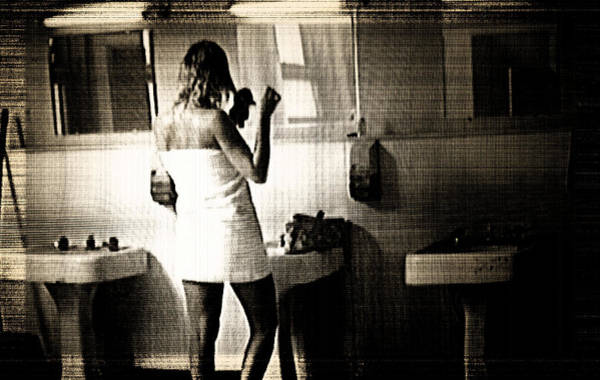 Photograph - The Fifth Girl by Cyryn Fyrcyd