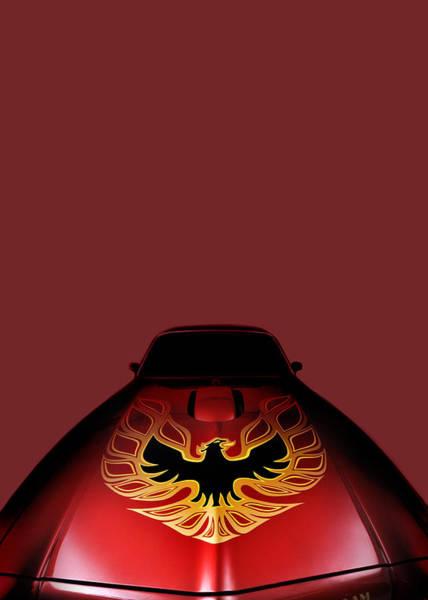 Firebird Photograph - The Firebird by Mark Rogan