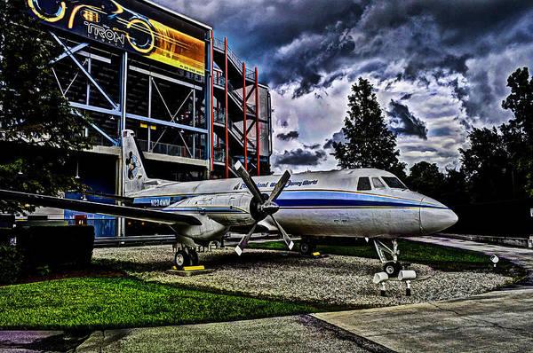 Wall Art - Photograph - The First Plane by Ryan Crane