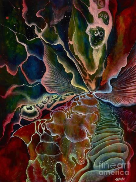 Painting - The First Sound by Lyn Pacificar