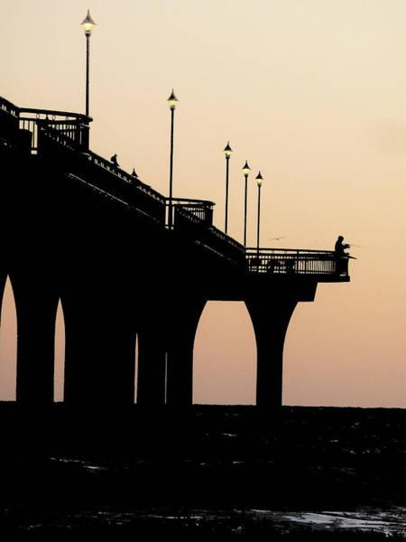Rod Taylor Photograph - The Fisherman  by Steve Taylor