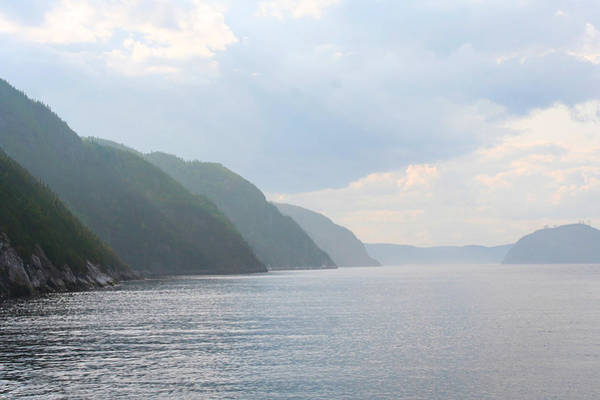 Photograph - The Fjords Of Tadoussac by Kathryn McBride