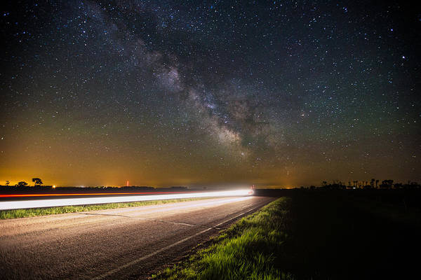 Flash Photograph - The Flash by Aaron J Groen