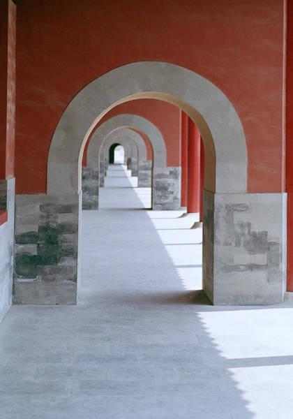 Photograph - The Forbidden City by Shaun Higson