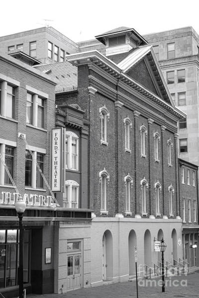 D.c Photograph - The Ford Theater  by Olivier Le Queinec
