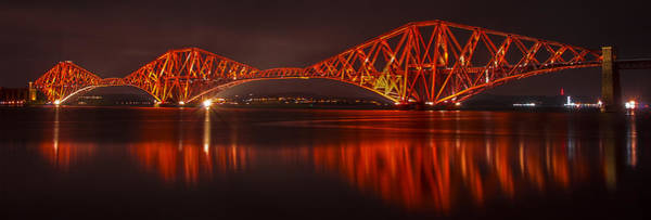Photograph - Reflections In Red by Ross G Strachan