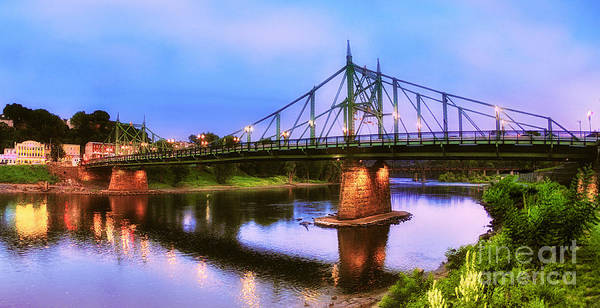 Wall Art - Photograph - The Free Bridge by Mark Miller