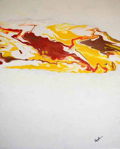 The Free Spirit 5 Art Print