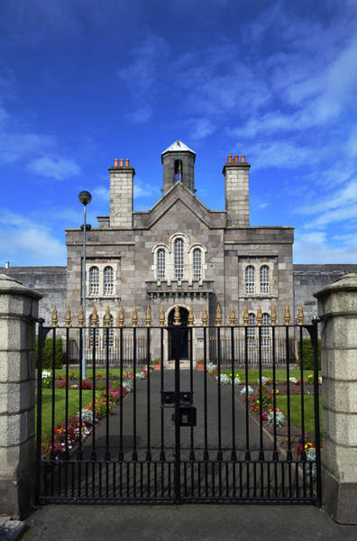 County Dublin Photograph - The Front Facade Of Arbour Hill by Panoramic Images