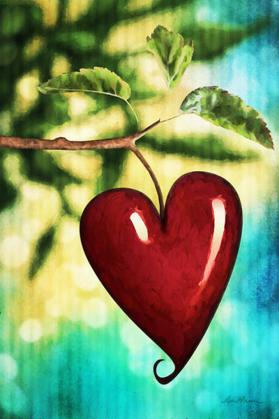 Wall Art - Digital Art - The Fruit Of The Spirit by April Moen