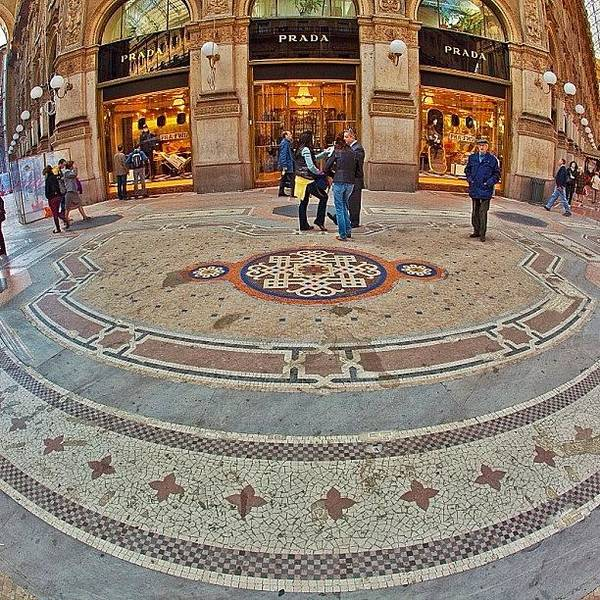 Trip Photograph - The Galleria Is Often Nicknamed Il by Tommy Tjahjono