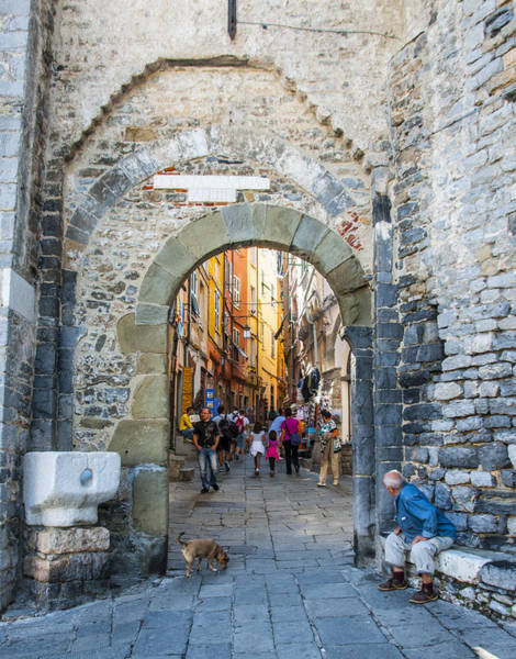 Photograph - The Gate To Old Town by Matt Swinden