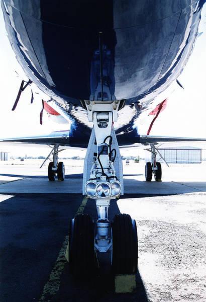 Kimberley Airport Photograph - The Gear by Paul Job