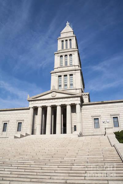 Photograph - The George Washington Masonic Memorial In Alexandria Va by William Kuta