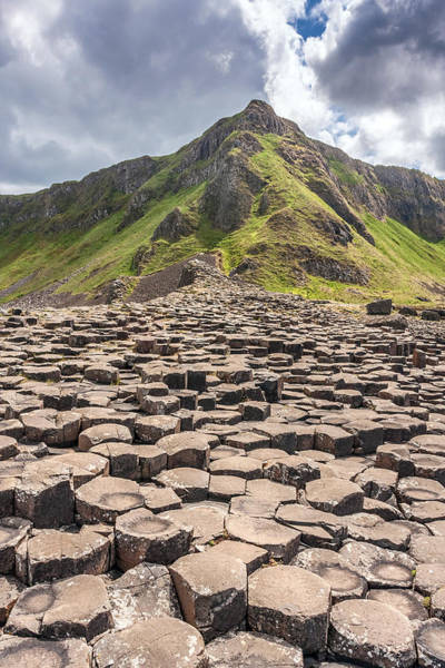 Photograph - The Giant's Causeway In Northern Ireland by Pierre Leclerc Photography