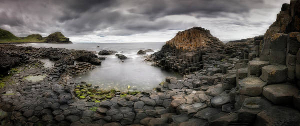 Northern Photograph - The Giants Causeway by Yolanda Romero Angueira