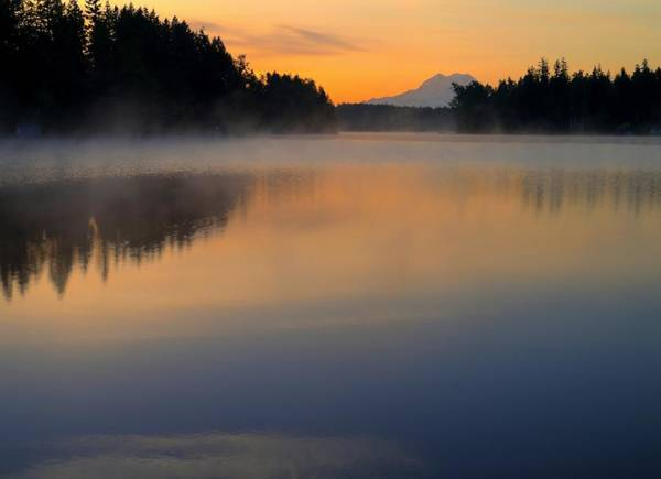 Wall Art - Photograph - The Glow At Dawn by Peter Mooyman