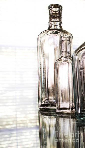 The Glow Of Glass Art Print