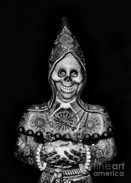 Wall Art - Photograph - The God Of Death Awaits You - Voodoo Statue by Lee Dos Santos