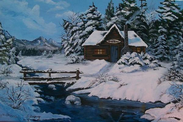 Painting - The Good Life by Sharon Duguay