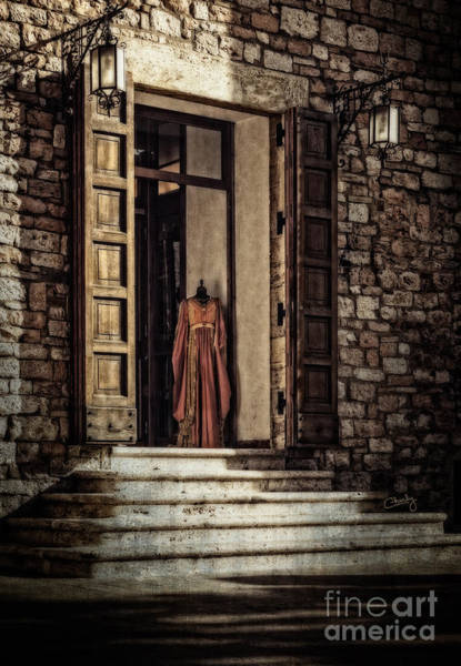 Photograph - The Gown by Prints of Italy