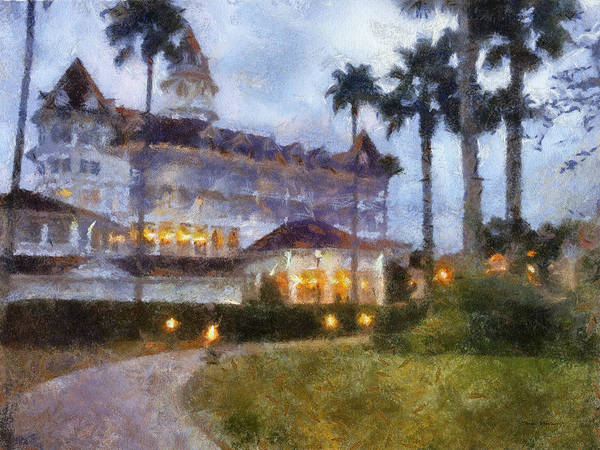 Wall Art - Photograph - The Grand Floridian Resort Wdw 05 Photo Art by Thomas Woolworth