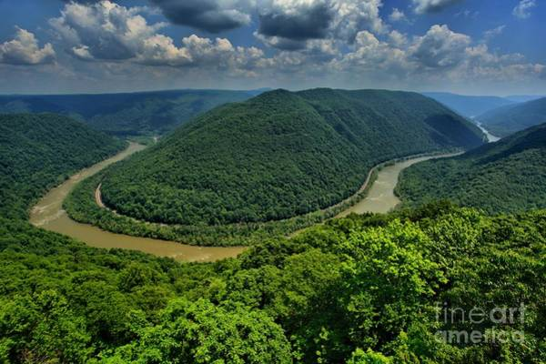 Photograph - The Grand View by Adam Jewell