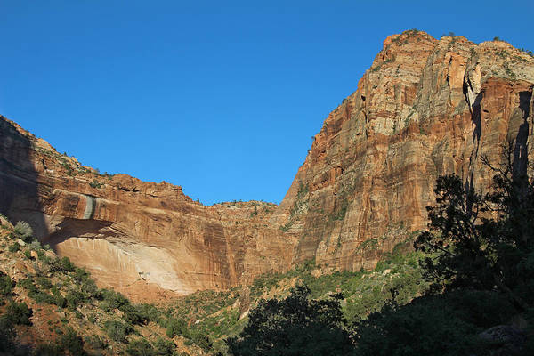Photograph - The Great Arch Of Zion by Jemmy Archer
