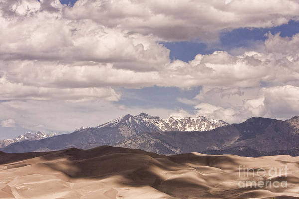 Photograph - The Great Colorado Sand Dunes 38 by James BO Insogna