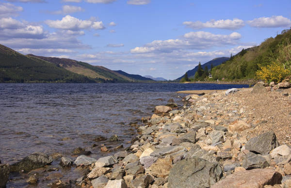 Photograph - The Great Glen by Susan Leonard