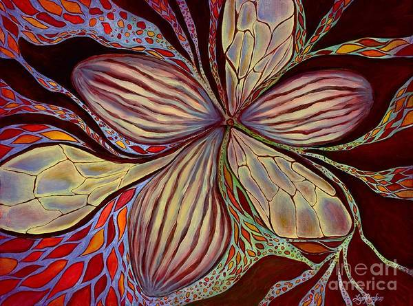 Painting - The Great Pollination by Lyn Pacificar