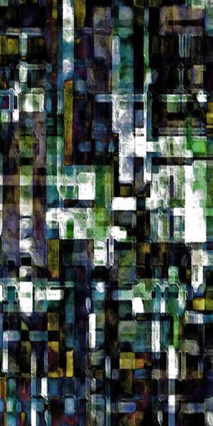 Digital Art - The Green Pill by David Hansen