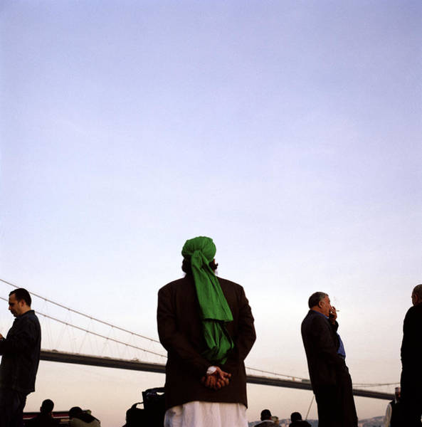 Photograph - The Green Turban by Shaun Higson