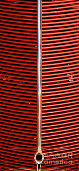 Photograph - The Grill by Mark Dodd