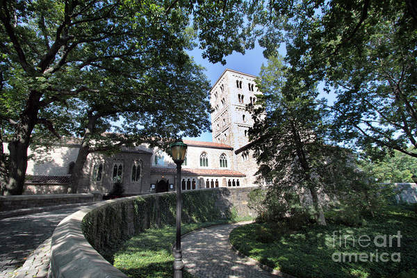 Photograph - The Grounds Of The Cloisters by Steven Spak