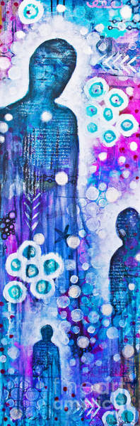 Mixed Media - The Guardians by Melissa Sherbon