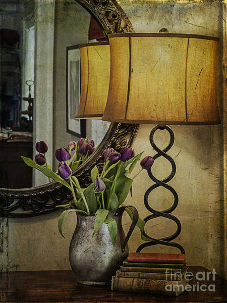 Photograph - The Guest Room by Terry Rowe
