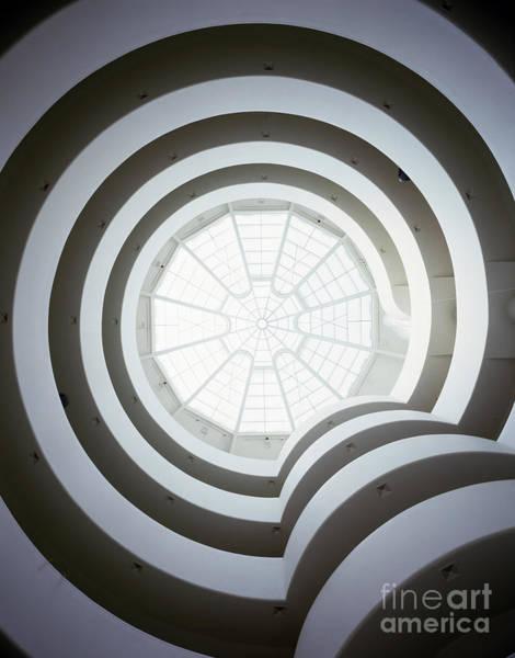 Photograph - The Guggenheim Museum by Rafael Macia