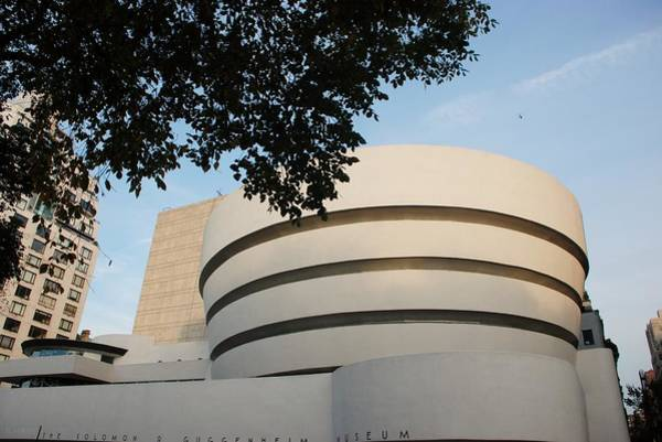 Photograph - The Guggenheim Museum by Rob Hans