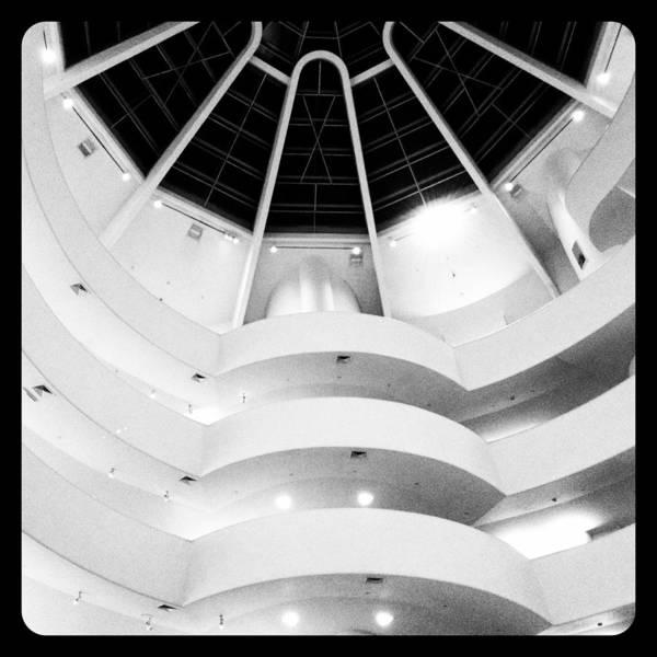 Photograph - The Guggenheim by Natasha Marco