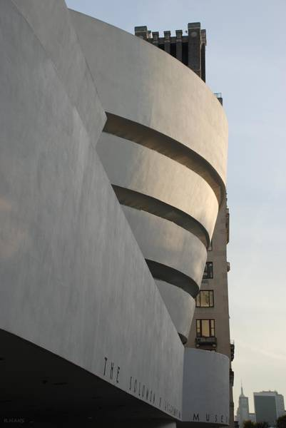 - The Guggenheim by Rob Hans
